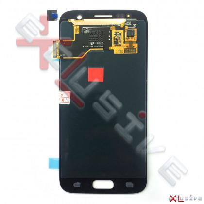 Дисплей Samsung G930 Galaxy S7, OLED, с тачскрином, Gold, фото № 2 - ukr-mobil.com