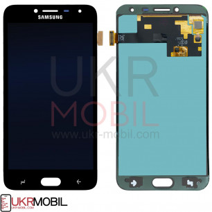 Дисплей Samsung J400 Galaxy J4 2018, с тачскрином, OLED, Black