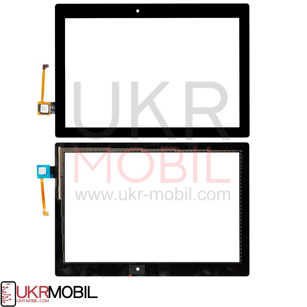 Сенсор (тачскрин) Lenovo Tab 3 Plus X70L 10.1 LTE, Black, фото № 1 - ukr-mobil.com
